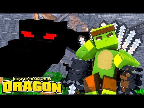 We Are A Nation Of Dragons How To Train Your Dragon Minecraft