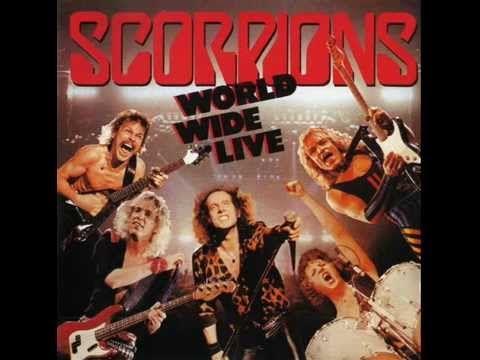 Scorpions World Wide Live 85 original album - YouTube