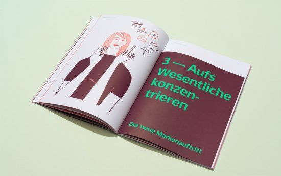 Hanseatic Bank Annual Report Design By Eiga Inspiration Grid Design Inspiration Annual Report Design Annual Report Report Design