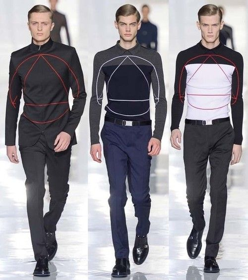 Dior Homme Fall/Winter 2013-14 Show