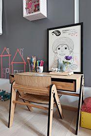 Min_e: Children's Desks and Creative Spaces