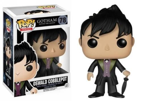 Funko POP! Television Gotham Oswald Cobblepot Vinyl Action Figure 78