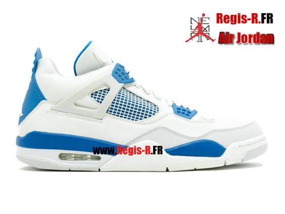 """Air Jordan 4 Retro (gs) """"2012 release"""" - Chaussures Basket Jordan Pas Cher Pour…"""