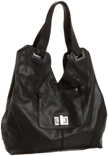 $575.00 Handbags  Kooba Malia Oversized Tote,Black,one size -  http://www.amazon.com/dp/B003Z0D2SO/?tag=pin0ce-20