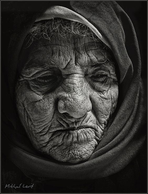 Close-up portraits. by Mikhail Levit