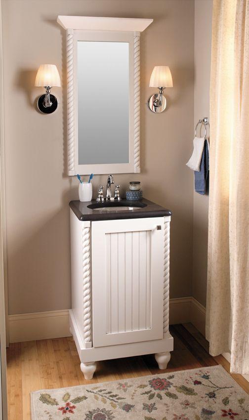 Charming Harbour Maple, Glacier Pewter | Wellborn Bathrooms | Pinterest | Wellborn  Cabinets, Bath And Custom Cabinets