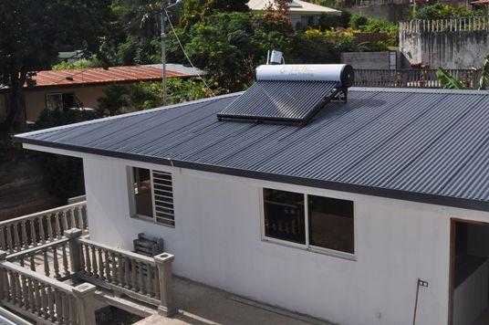 De l'eau chaude gratuite avec notre chauffe-eau solaire !