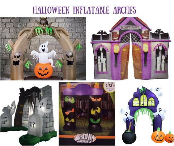 Halloween Inflatable Arches