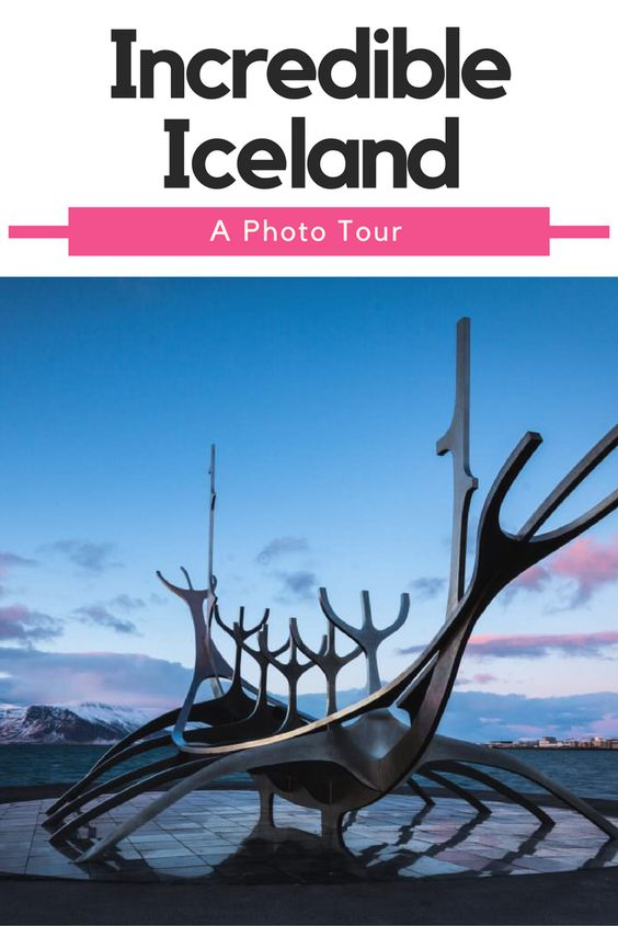 Wow! If you haven't been to Iceland yet, move it to the top of your travel list! Take a photo tour with us to see why!