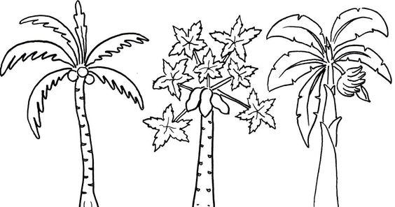 Fantastis 30 Gambar Pohon Kecil Kartun Di 2020 Dengan Gambar
