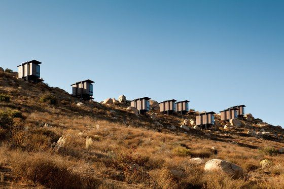 hotel endemico valle de guadalupe, mexico