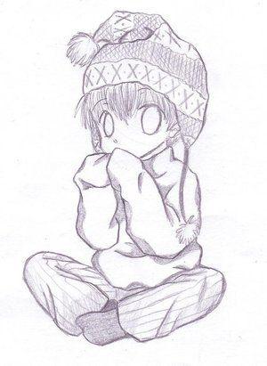Chibi drawing || Peruvian boy *-* || Perú || Dibujo tierno