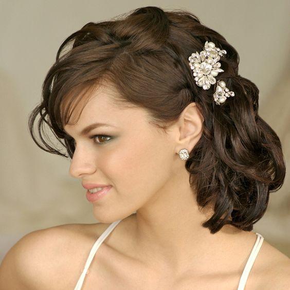 Fantastic Mother Of The Bride Bride Short Hair And The Bride On Pinterest Short Hairstyles For Black Women Fulllsitofus