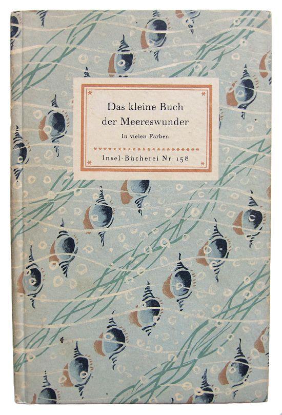 Das Kleine Buch der Meereswunder book cover