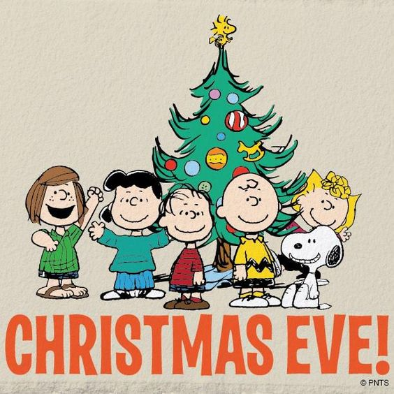 Merry Christmas Eve!