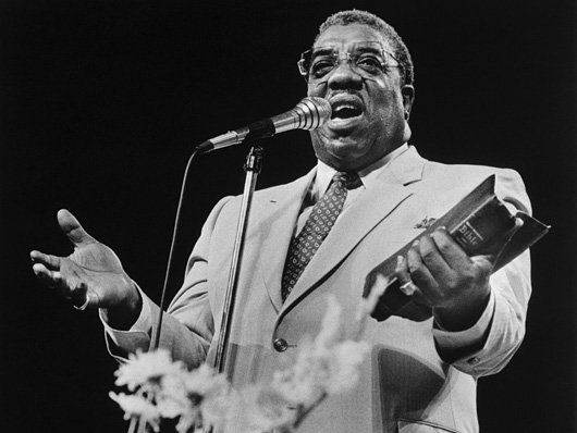 Repent Gospel Artists: When Rev. James Cleveland, The King of ...