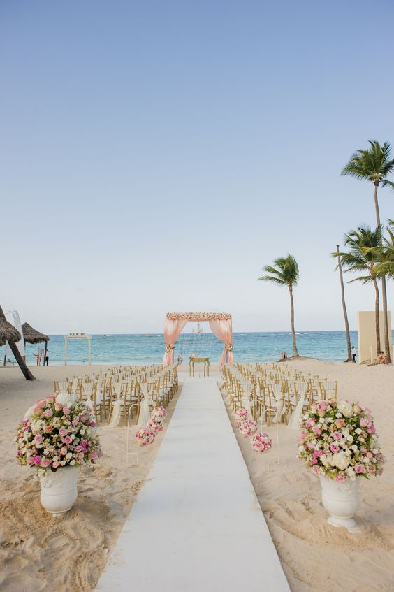 Beach Wedding Venue Ideas 11