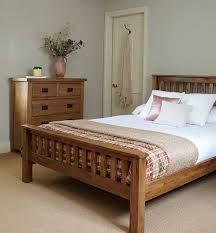 Image result for bedroom with oak furniture