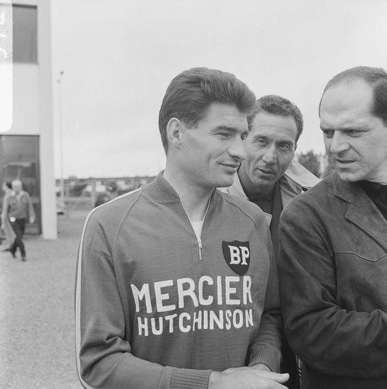 Raymond Poulidor au Tour de France.1966