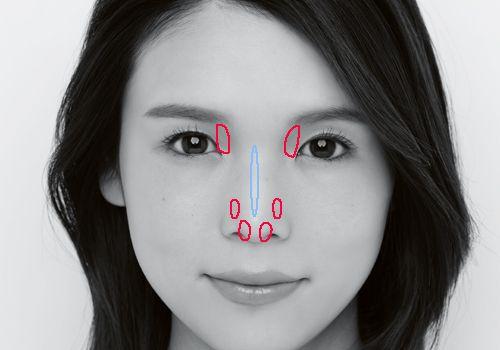 4種類一覧】実例でわかる!どんな鼻の形にも対応するプロのメイク術 ...