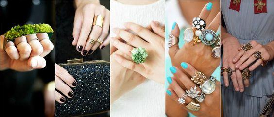 Anéis 2017: 10 razões para amar suas mãos