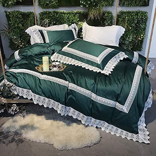 Nuanxingjiafang Double Duvet Cover Set White Cotton Bedding Set Duvet Cover Sets Sheets Amp Pillowc Duvet Bedding Sets Luxury Bedding Set Queen Bedding Sets