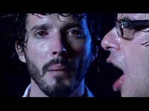 """""""I'm not cryin', my eyes are just a bit sweaty today...""""  Flight of the Conchords"""