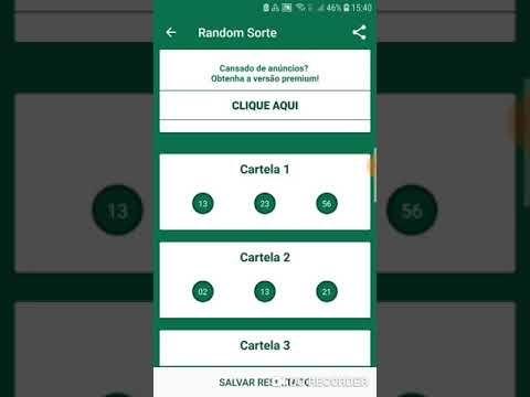 Jogo Do Bicho Usando O App Random Sorte Para Jogar No Bicho Youtube Jogo De Bicho Jogos Para Ganhar Dinheiro App De Sorteio