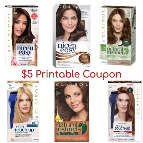 Limited Time Offer In 2020 Printable Coupons Clairol Hair Color Best Buy Coupons