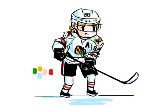 Random Doodles And Things I Like My Art Doodles Scribbles Process Aveng Hockey Chicago Blackhawks Patrick Kane Detroit Red Wings Hockey
