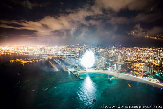 Hilton Hawaiian Village Waikiki Beach Photo Gallery: Hilton Hawaiian Village Waikiki Beach Resort Fireworks
