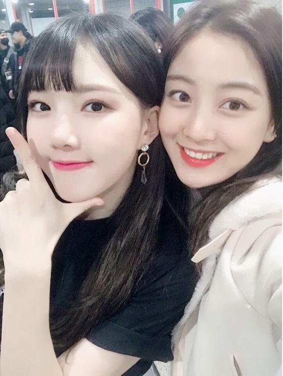 Yerin & Jihyo