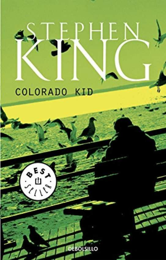 Descargar Colorado Kid De Stephen King Pdf Epub Libros De Stephen King Mejores Libros De Terror Stephen King