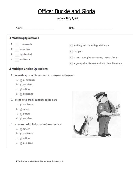 Printables Officer Buckle And Gloria Worksheets officer buckle and gloria coloring sheets on pinterest search