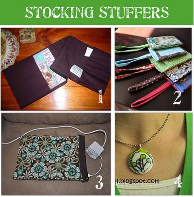 Stocking Stuffers Stockings And Homemade Christmas On