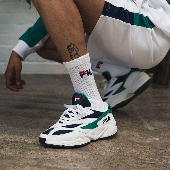 Tenis fila hombre 2019 | Zapatillas fila hombre, Zapatillas ...