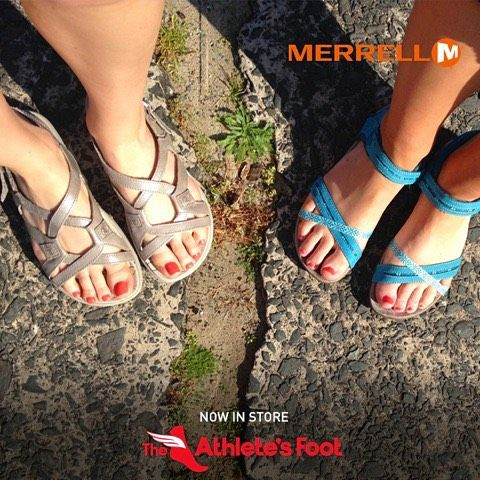 This long weekend is going to be an absolute ripper! We'll be open tomorrow for the public holiday so be sure to check out our new @merrellau summer range! by theathletesfootgeelong http://ift.tt/1hBea7J
