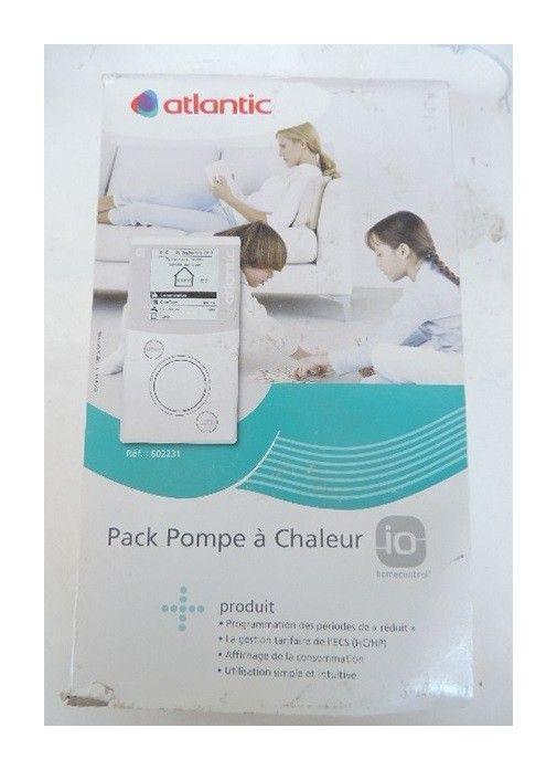 Pack Gestionnaire D Energie Pour Pompe A Chaleur Ecs Chauffage