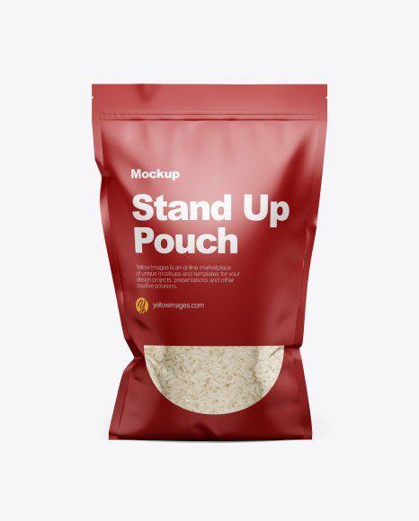 Rice Packaging Mockup Psd Mockup Template Mockup Free Psd Free Psd Mockups Templates