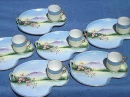 Résultats de recherche d'images pour «vintage japan porcelaine»