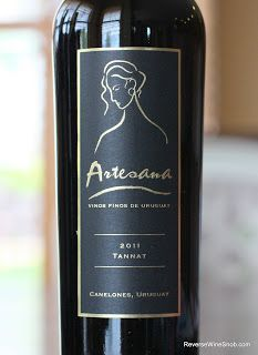 Tannat Tuesday - Artesana Tannat 2011