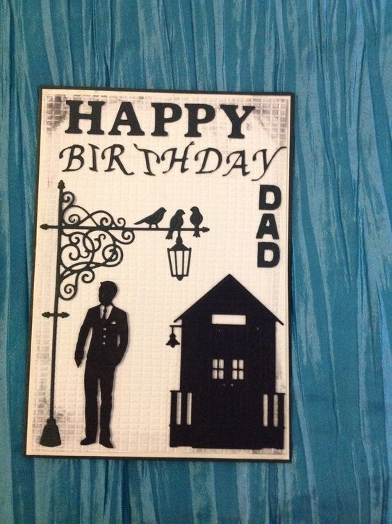 Made by Lucy Spence #tatteredlace #birthdaycard
