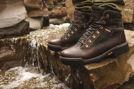 KITH x Timberland Field Boot Pack