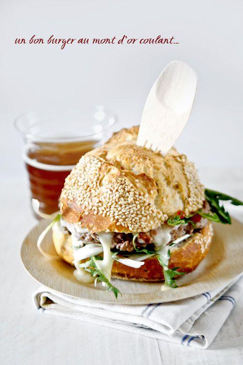 Hamburger au Mont d'Or