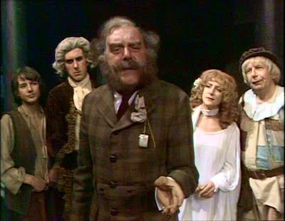 This Way Up remembers Richard Carpenter, creator of Catweazle & The Ghosts Of Motley Hall