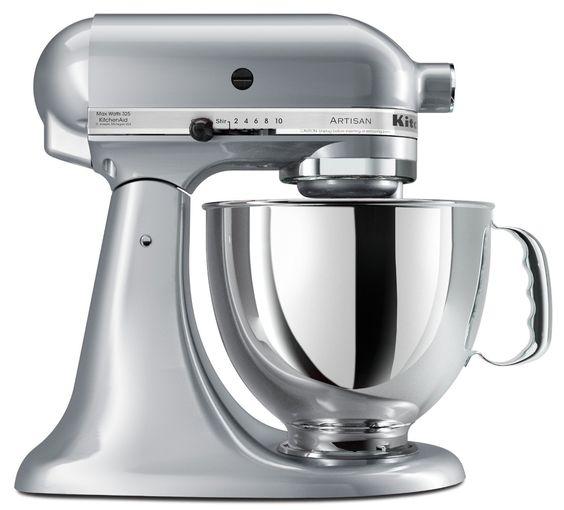 Mixer kitchenaid and stand mixers on pinterest for Kitchenaid c dough hook