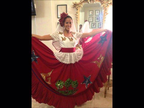 Trajeas Mexicanos