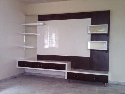 Simple Tv Wall Unit Designs For Living Room Living Room Wooden Glass Modern Tv Wall Units Modern Tv Unit Designs Living Room Tv Unit