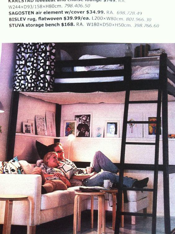 Best Loft Beds Tvs And Desks On Pinterest 640 x 480