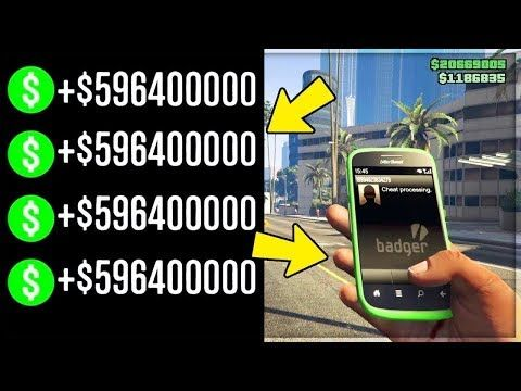 How To Get Free Money Gta 5 Ps4